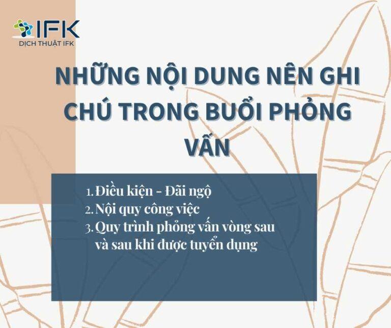 Ghi chu trong phong van (2)